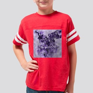 CITY OF LOST SOULZ ... Youth Football Shirt