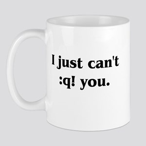 cantquityou Mugs