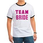 Team Bride Ringer T