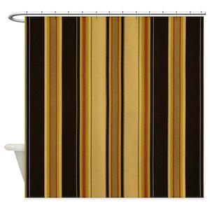 Masculine Shower Curtains