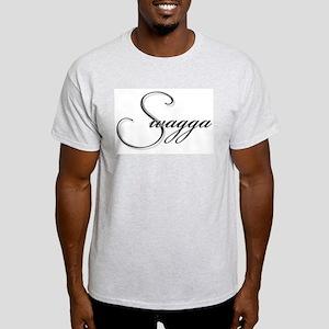 SWAGGA Ash Grey T-Shirt