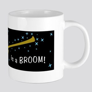 My Other Car Is A Broom 20 oz Ceramic Mega Mug