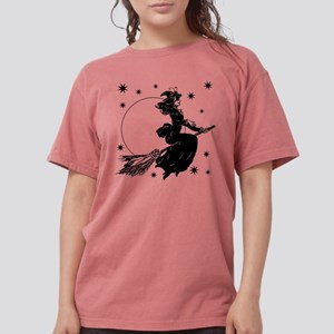 Old Fashioned Witch Womens Comfort Colors Shirt