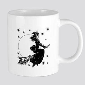 Old Fashioned Witch 20 oz Ceramic Mega Mug