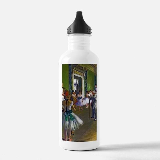Degas - The Ballet Cla Water Bottle