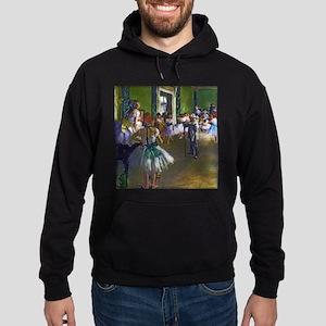Degas - The Ballet Class Hoodie (dark)