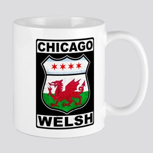 Chicago Welsh American Sign Mug