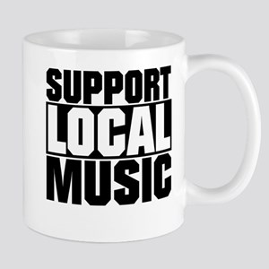 Support Local Music Mug