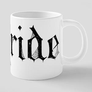 tr_bride 20 oz Ceramic Mega Mug