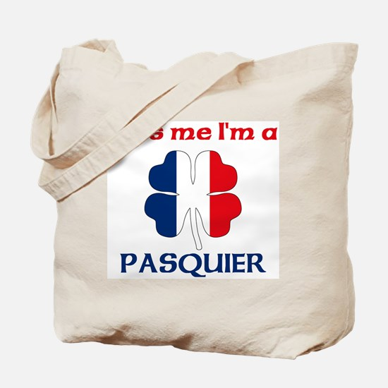 Pasquier Family Tote Bag