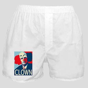 Clowning Around Boxer Shorts