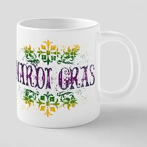 mardi-gras 20 oz Ceramic Mega Mug