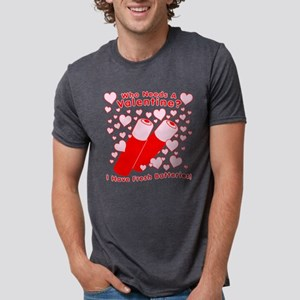 bl_valentine-batteries Mens Tri-blend T-Shirt