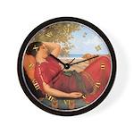 In Realms of Fancy 1911 - CLOCK Wall Clock