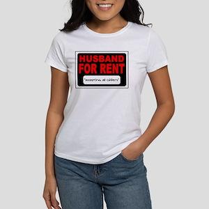 HUSBAND FOR RENT Women's T-Shirt