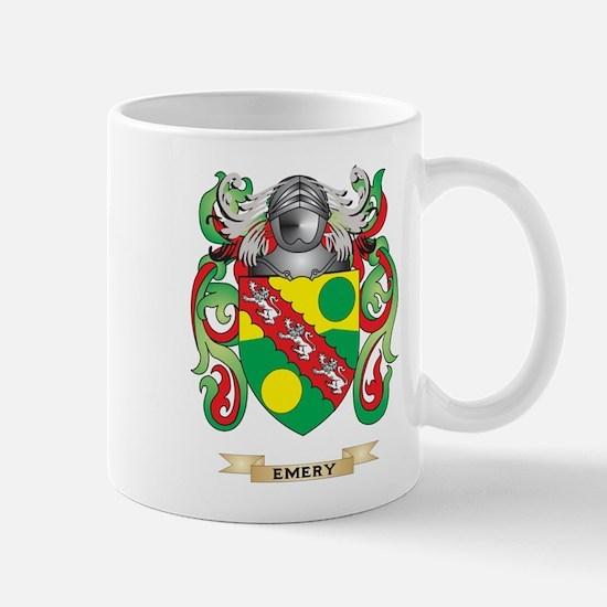 Emery Coat of Arms Mug
