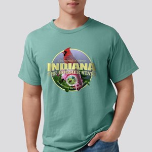 Indiana State Bird & Mens Comfort Colors Shirt