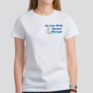 Up Late with S.T. Women's T-Shirt