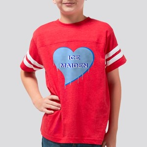 Ice Ht Maiden copperplate got Youth Football Shirt