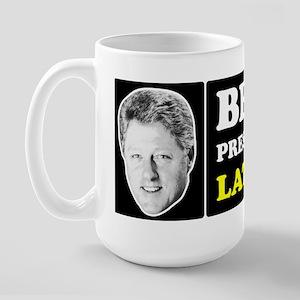 Best President Lately Large Mug