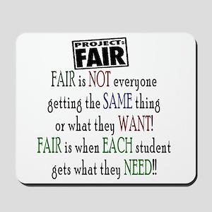 Fair Mousepad