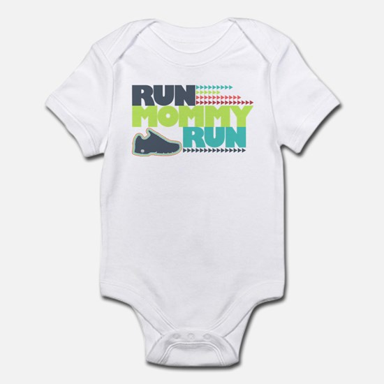 Run Mommy Run - Shoe - Body Suit