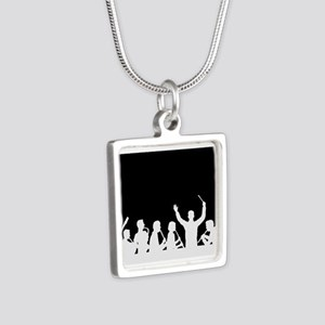 band conductor image outline Necklaces