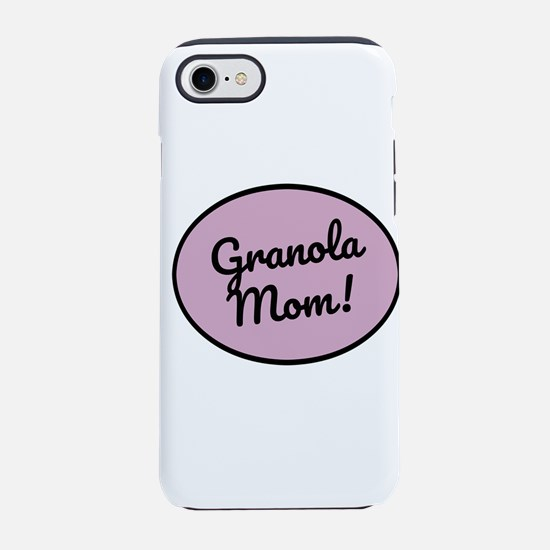 Granola Mom iPhone 7 Tough Case