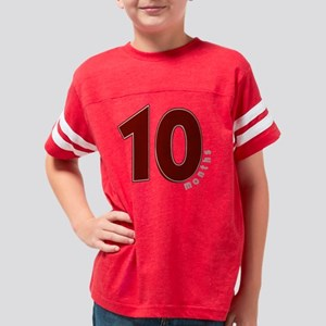 Month10_Design3 Youth Football Shirt