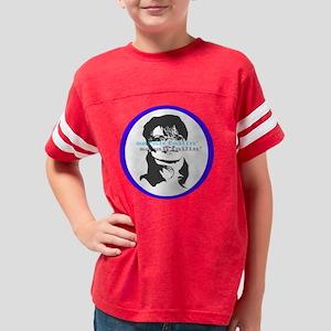 sarah-palin Youth Football Shirt