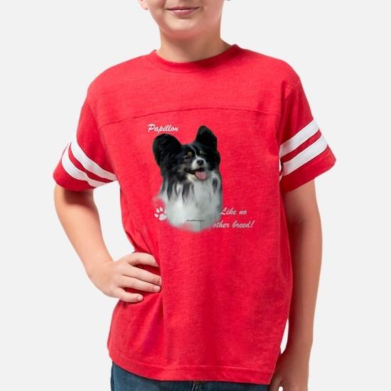 PapillonBreeddark Youth Football Shirt