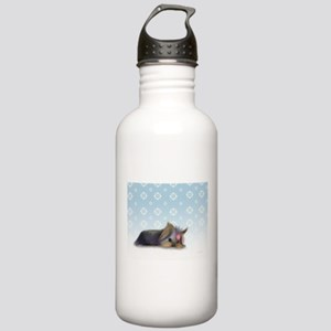 ByCatiaCho Yorkie L.Thinker Stainless Water Bottle