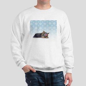 ByCatiaCho Yorkie L.Thinker Sweatshirt