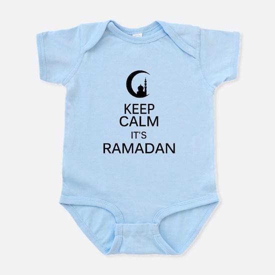 keep calm its ramadan Body Suit