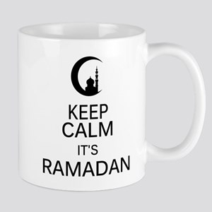 keep calm its ramadan Mugs
