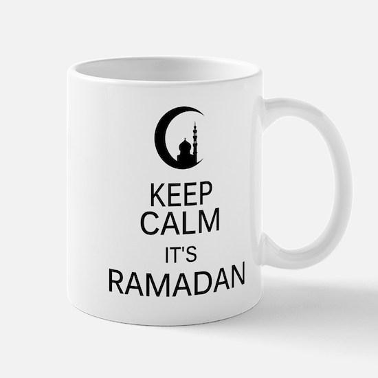 keep calm its ramadan Mugs