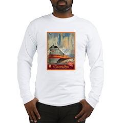 Hiawatha, 1937 Long Sleeve T-Shirt