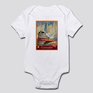 Hiawatha, 1937 Infant Bodysuit