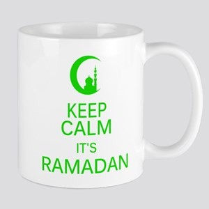 keep calm its ramadan, keep calm, ramadan Mugs