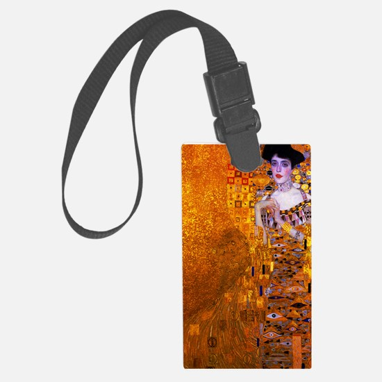 Klimt: Adele Bloch-Bauer I. Luggage Tag