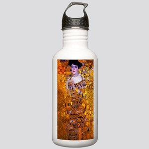 Klimt: Adele Bloch-Bauer I. Stainless Water Bottle