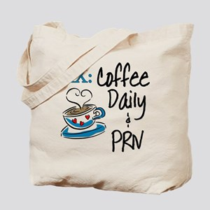 Funny Rx - Coffee Tote Bag