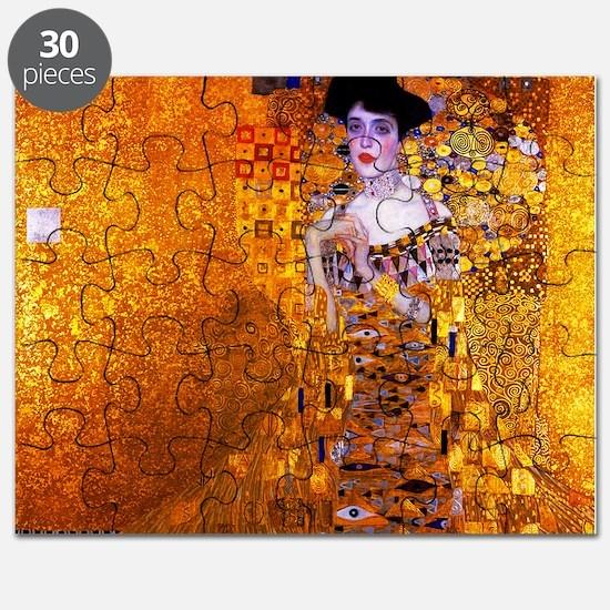 Klimt: Adele Bloch-Bauer I. Puzzle