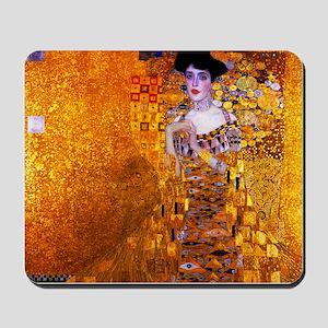 Klimt: Adele Bloch-Bauer I. Mousepad