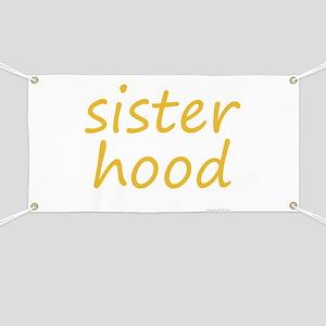 sisterhood Banner