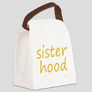 sisterhood Canvas Lunch Bag