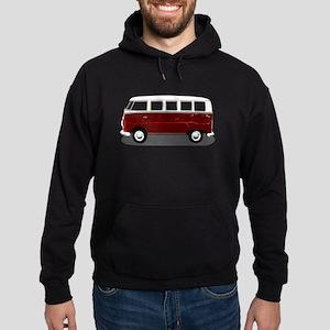 Hippy Bus Hoodie (dark)