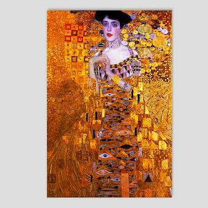 Klimt: Adele Bloch-Bauer I. Postcards (Package of