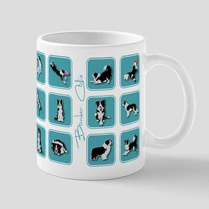 i love dog Mugs