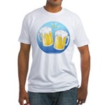 Beer Lover Gear Fitted T-Shirt